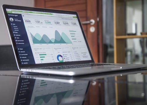 web scraping data visualization